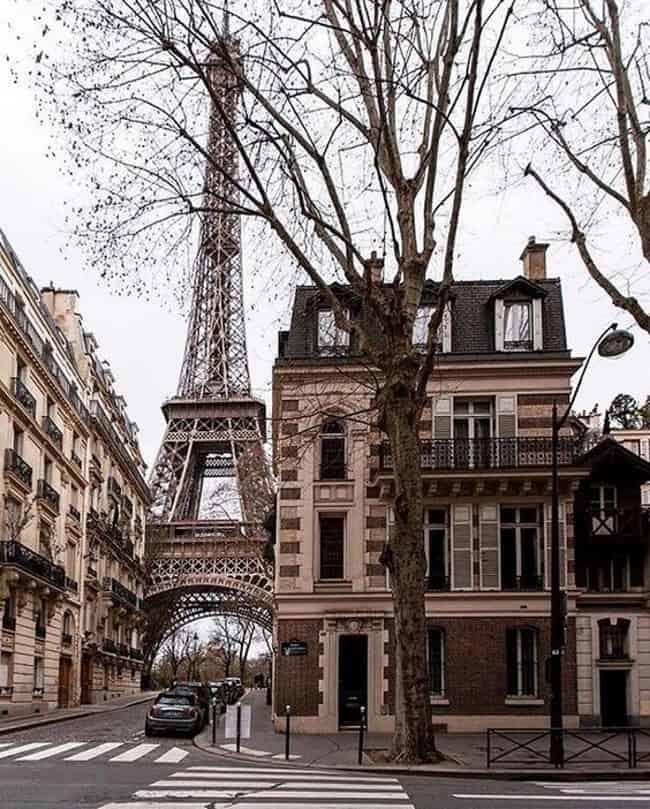 The Paris interview with Kristen Sarah