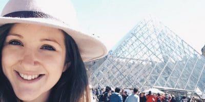 The Paris interview with Monica Stott