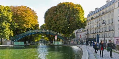 Things to do near Canal Saint Martin