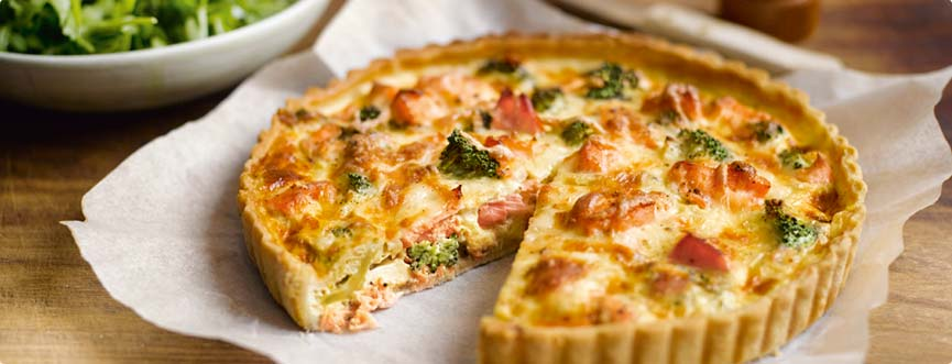 Quiche from France