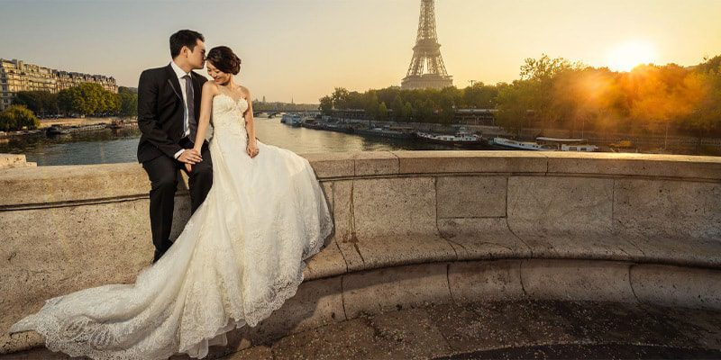 How to plan a wedding in paris discover walks paris how to plan a wedding in paris junglespirit Images