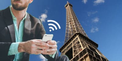 Wi-Fi in Paris: How does it work?