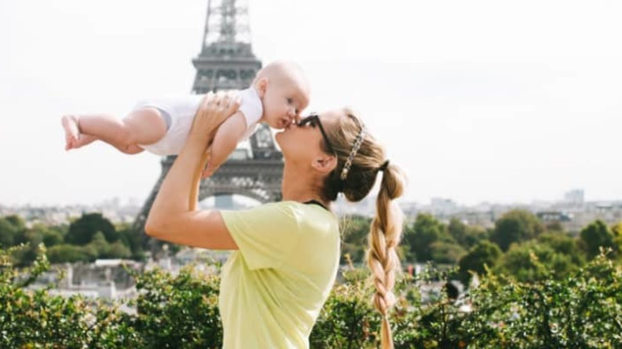 Traveling To Paris With A Baby Discover Walks Paris