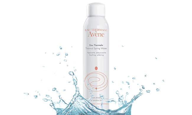 Best Parisian beauty products and where to buy them - avene-spray