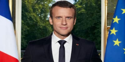 Who is Macron, the New French President?