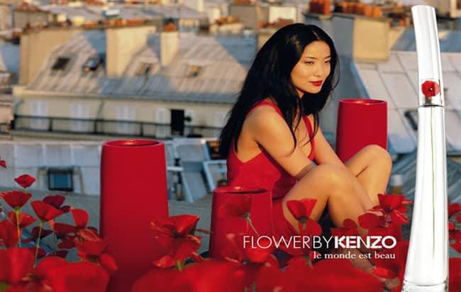 Top 5 Parisian perfumes - kenzo