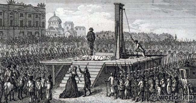 marie-antoinette-execution