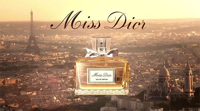 Top 5 Parisian perfumes - ms-dior