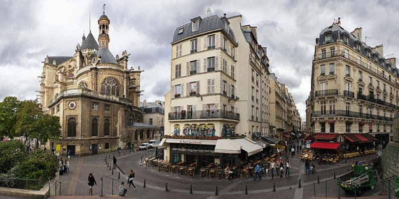 Best things to do in Paris First District