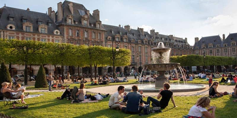 Best things to do in Paris fourth district
