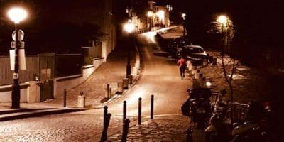 Paseando por el barrio de Montmartre