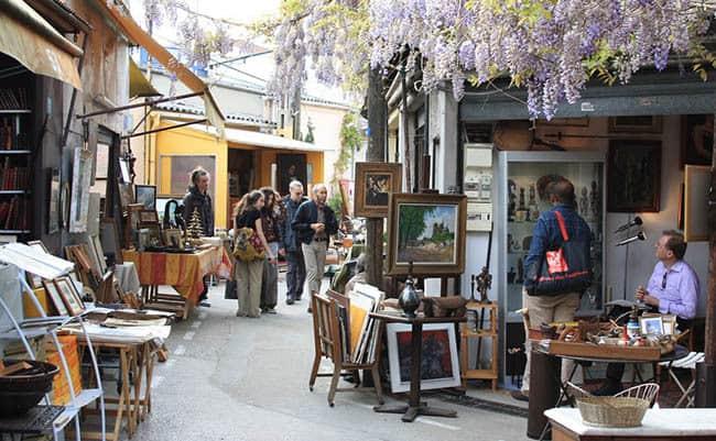 Saint Ouen Market