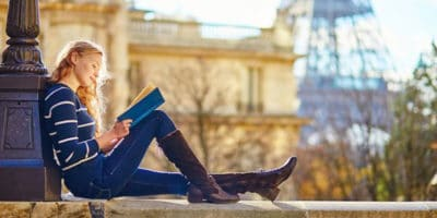 Top 10 novels taking place in Paris