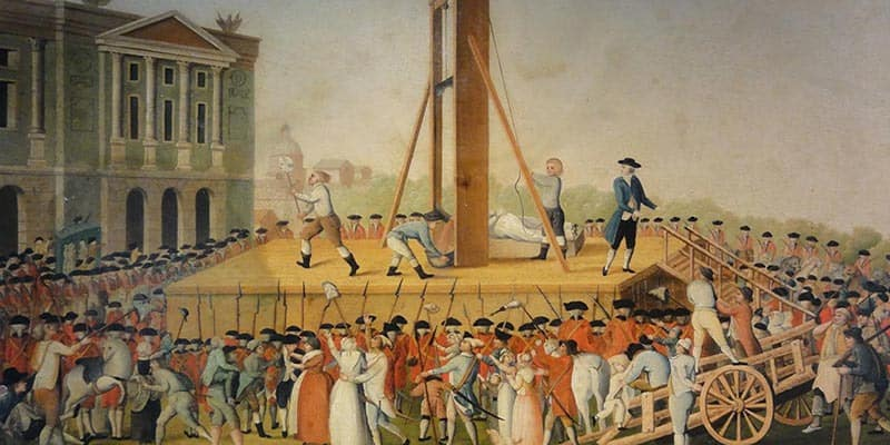 Top 5 fun facts about the French Revolution