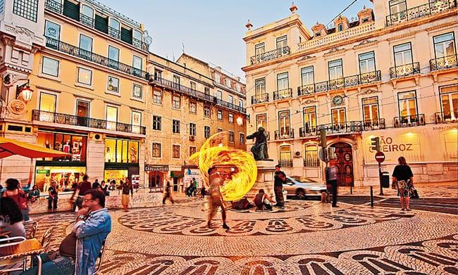 Go Shopping Lisbon