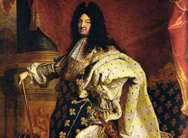 Louis XIV the Sun-King