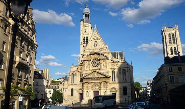 Saint-Etienne-du-Mont