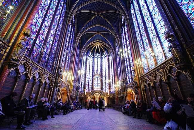 Sainte Chapelle Church