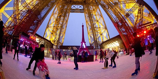 Things to do in Paris in January