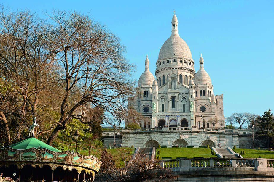 Best restaurants near the Sacr Coeur