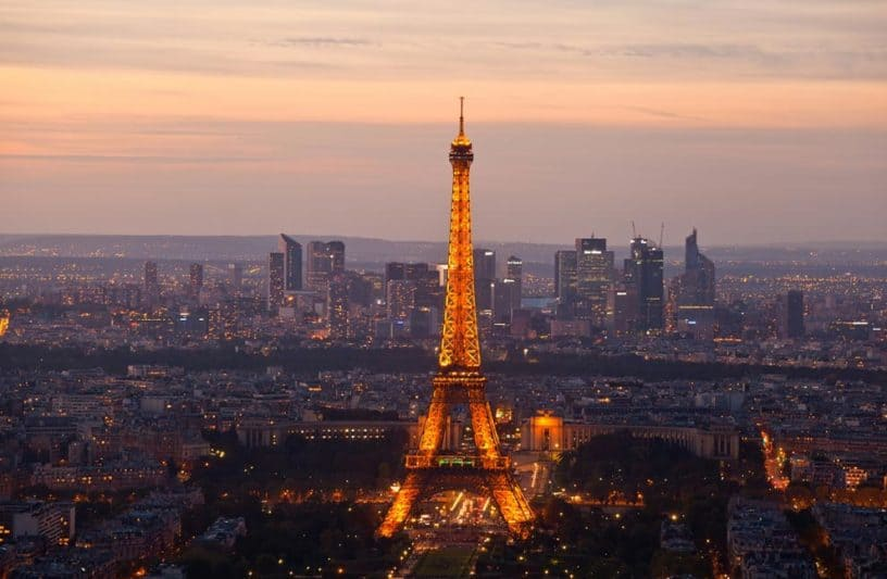 Best Restaurants Near The Eiffel Tower