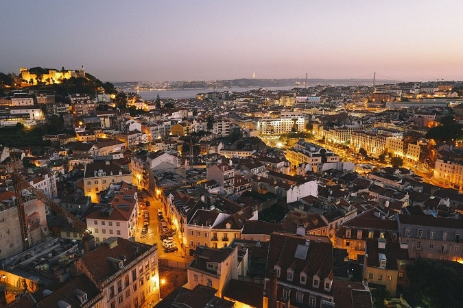 What to do in Lisbon Baixa