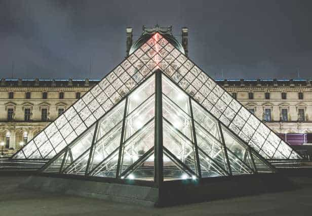 Louvre Picture of Paris