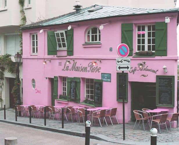 La Maison Rose de Montmartre