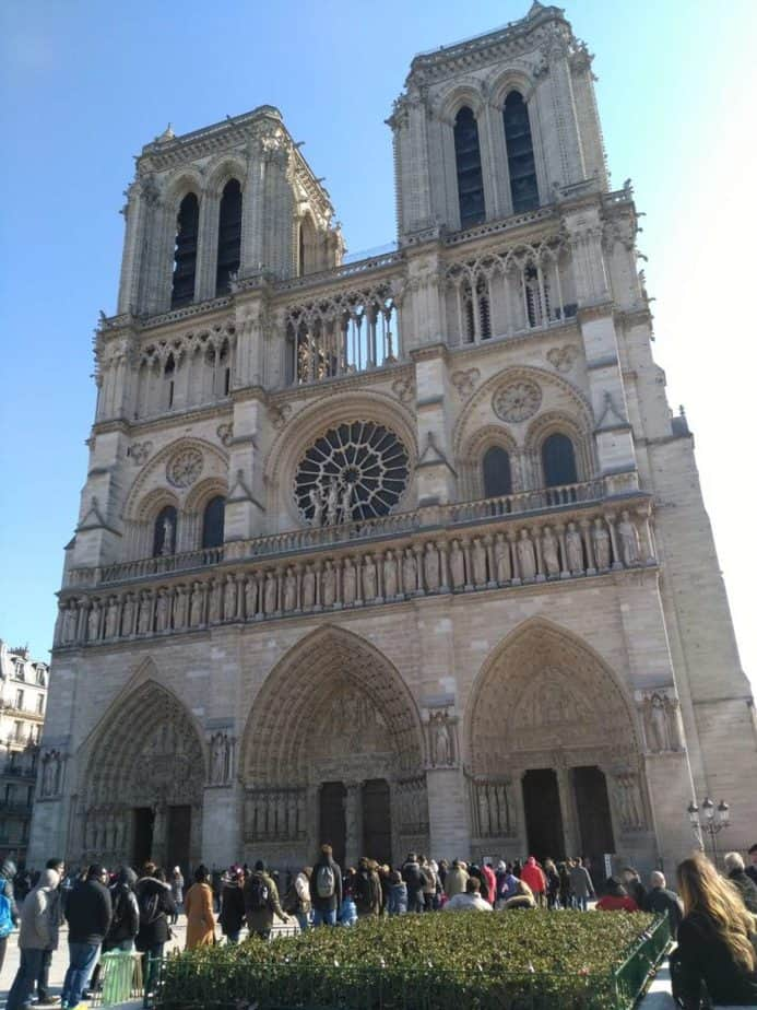 Photo Spot Notre Dame Paris