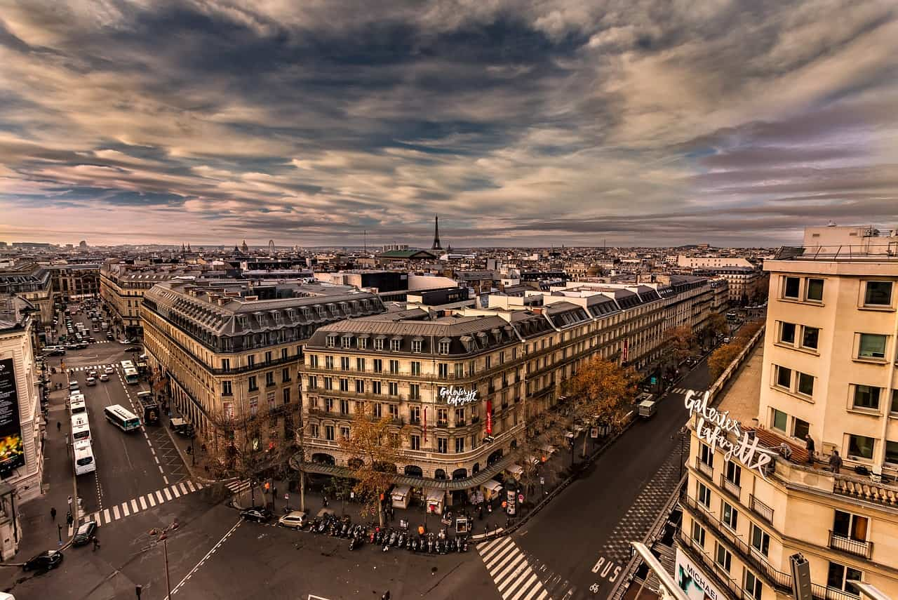 Top 5 fun facts about Parisian architecture