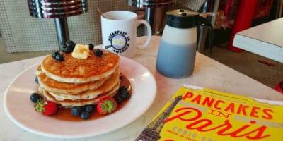 Breakfast in America, Paris