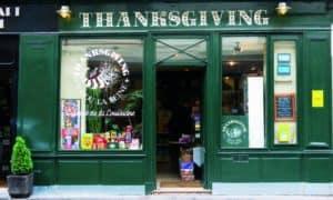 Thanksgiving, Paris