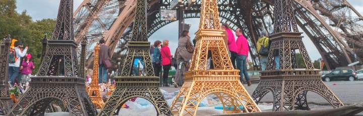 Eiffel Tower guided tour