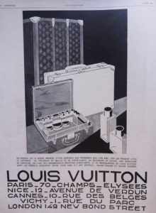 Louis Vuitton ad