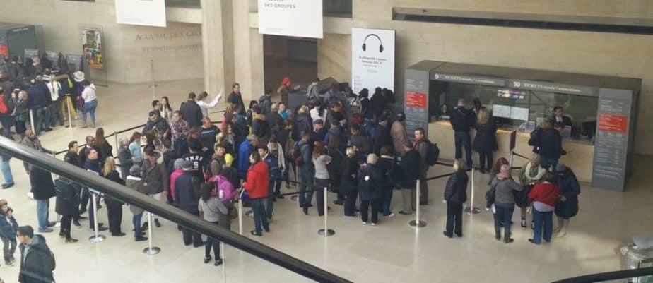 Louvre in Paris: beat the queue