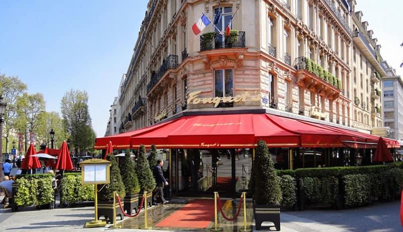 Champs Elysees Restaurant