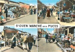 Les Puces de Saint- Ouen