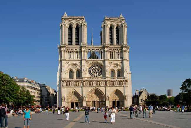 Things to do around the Notre Dame of Paris