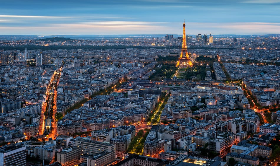 Paris from above: the 5 highest points in Paris