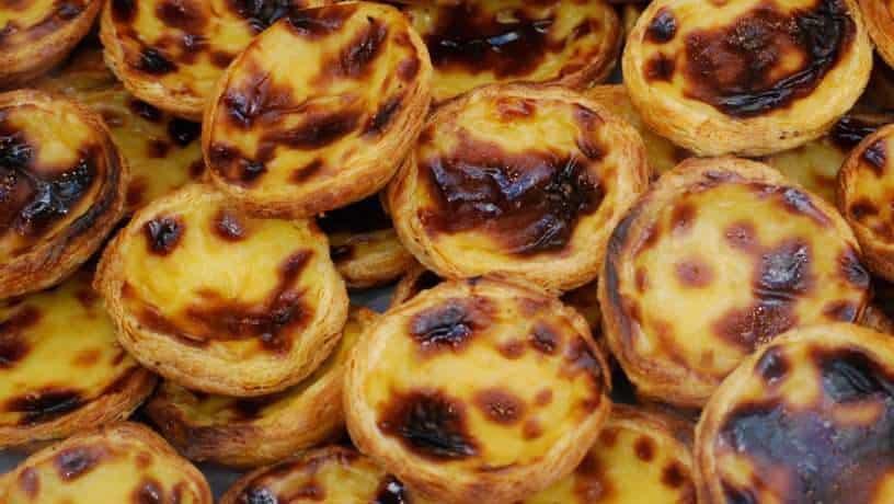 Top 10 Portuguese Deserts