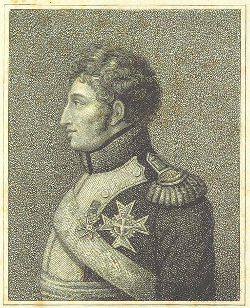 (1819) Louis-Antoine, Duke of Angoulême