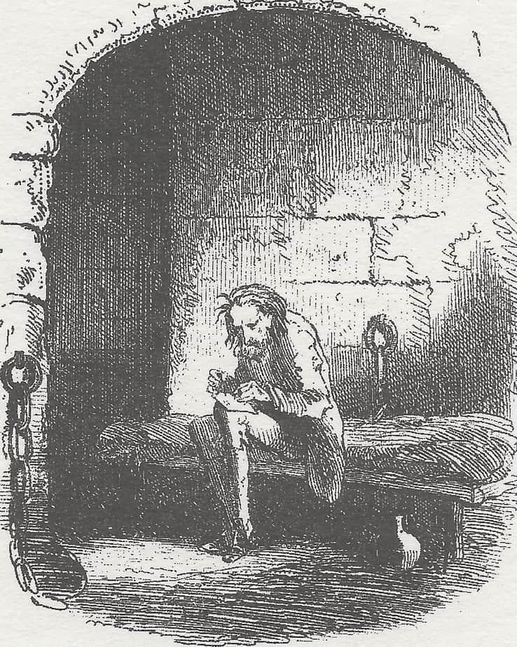 Bastille Prisonner