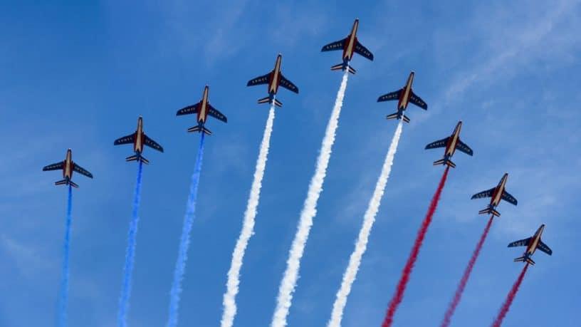 Airplanes Concorde Bastille