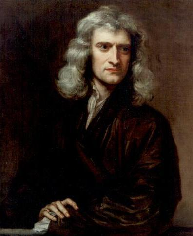 Isaac Newton Voltaire