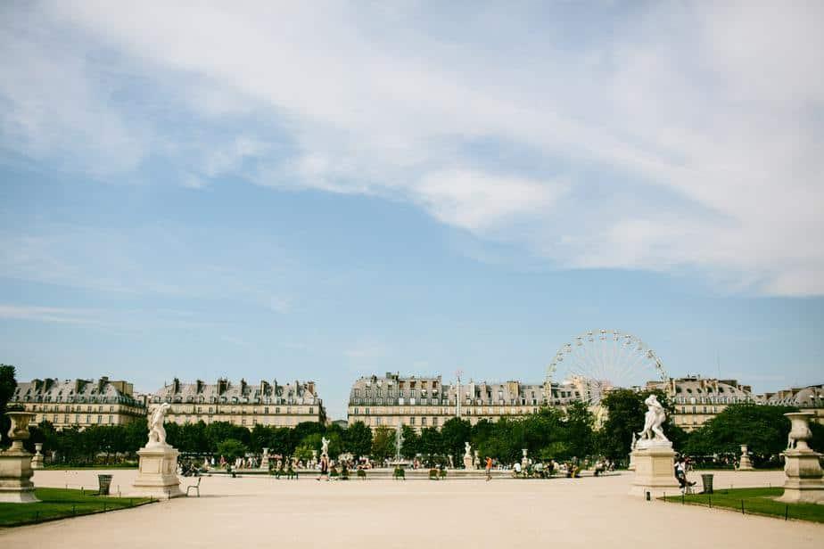 Tuileries Picnic