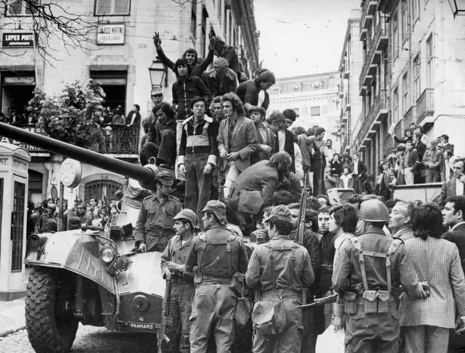Portugal explained everything you need to know about the Carnation Revolution 4