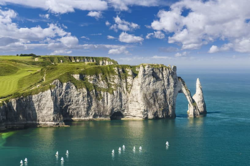 Images of the beaches of normandy
