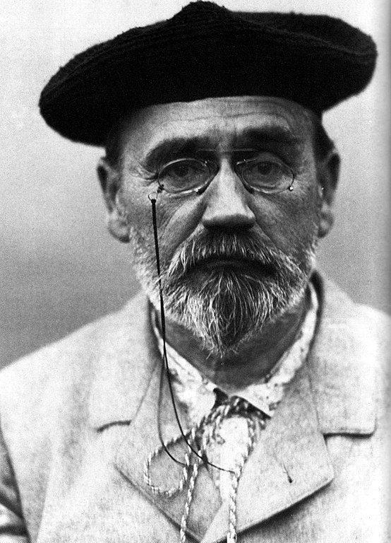 Émile Zola 1902