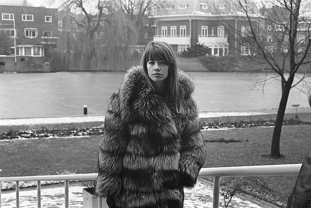 Francoise Hardy in Amsterdam