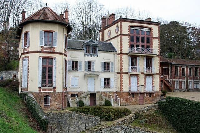 Médan - Maison d'Émile Zola